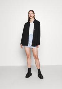 Levi's® - HIGH LOOSE - Denim shorts - supa dupa fly - 1