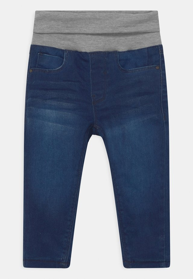 BABY THERMO - Jeans slim fit - mid blue denim