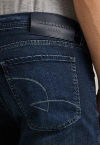 Baldessarini - Straight leg jeans - blue buffies - 5