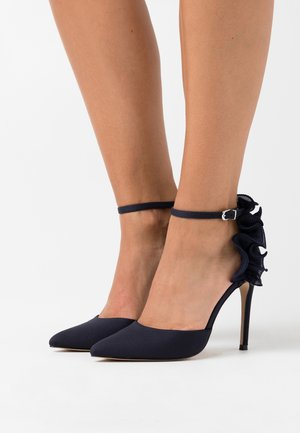 PRIMROSE - Zapatos altos - navy