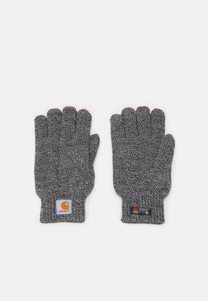 SCOTT GLOVES - Gloves - black/wax