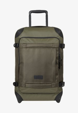 Wheeled suitcase - cnnct khaki