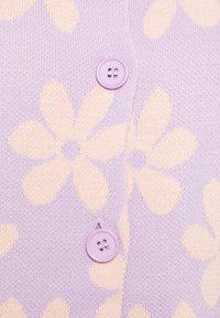 Trendyol - TWOAW - Cardigan - lilac - 2