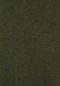 GAP - FIT AND FLARE  - Jumper dress - aspen - 2