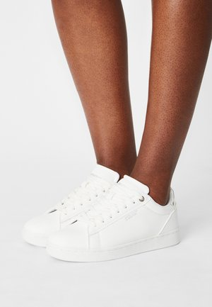 LABEL LAMINATI - Sneakers laag - white/silver