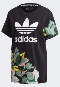 adidas Originals - HER STUDIO LONDON LOOSE T-SHIRT - Print T-shirt - black - 7