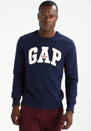 ORIGINAL ARCH CREW - Sweatshirt - tapestry navy