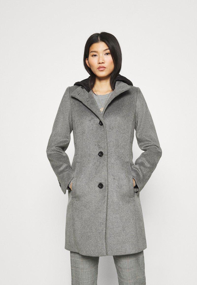 Esprit Collection - Short coat - gunmetal