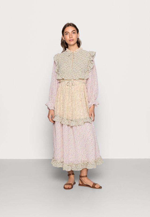 BARBARA - Maxi dress - multi-coloured