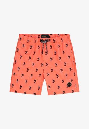 PALM - Surfshorts - neon orange