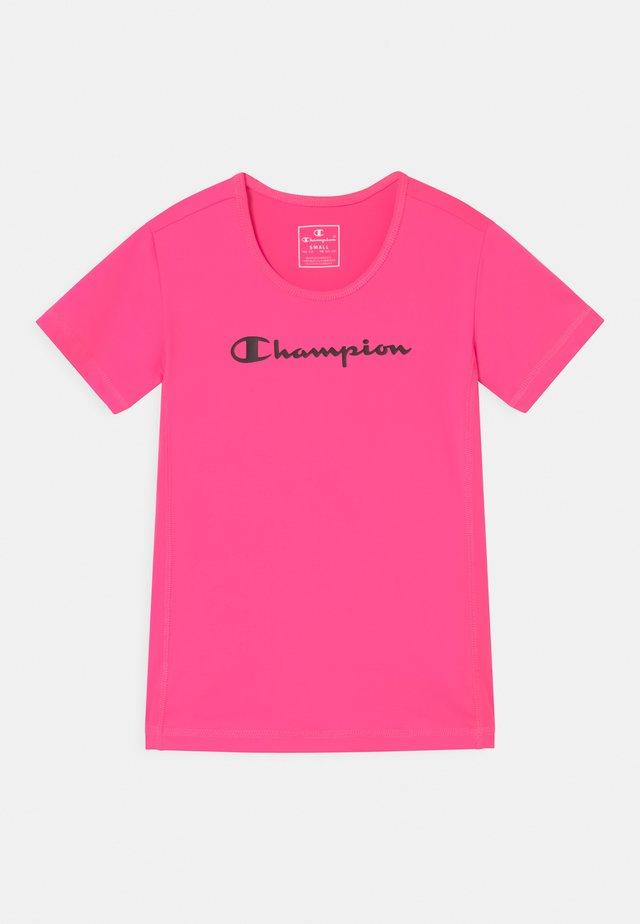 GIRLS PERFORMANCE - Print T-shirt - pink