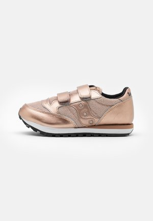 JAZZ DOUBLE KIDS - Trainers - rose gold