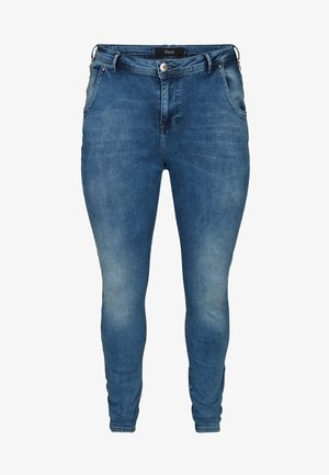 NILLE  - Jeans Skinny Fit - blue