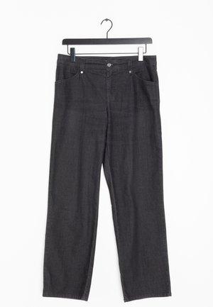 Jeans Straight Leg - black