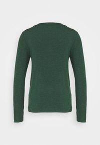Esprit - Long sleeved top - dark green - 1