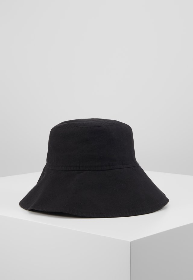 KENNA HAT - Hattu - black