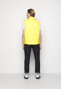 Polo Ralph Lauren - TERRA VEST - Waistcoat - yellowfin - 2