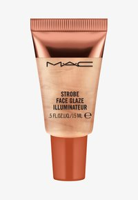 MAC - BRONZING COLLECTION STROBE FACE GLAZE - Hightlighter - magic hour - 0