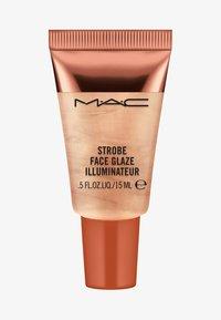 MAC - BRONZING COLLECTION STROBE FACE GLAZE - Highlighter - magic hour - 0