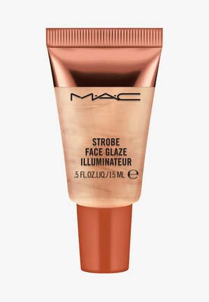 BRONZING COLLECTION STROBE FACE GLAZE - Rozświetlacz - magic hour