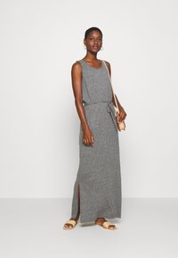 s.Oliver - Maxi dress - antracite - 1