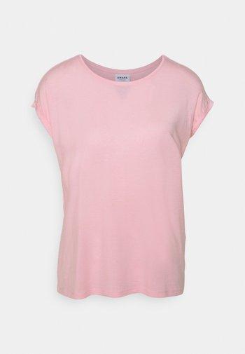 VMAVA PLAIN - Basic T-shirt - roseate spoonbill