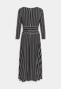 Lauren Ralph Lauren - PRINTED MATTE DRESS - Jersey dress - black - 6