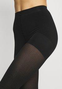 MAGIC Bodyfashion - INCREDIBLE LEGS - Tights - black - 2