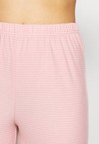Women Secret - STRIPES - Pyjamas - light pink - 4
