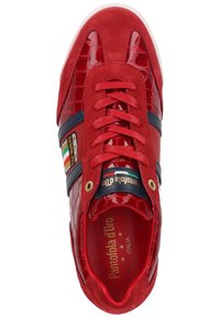 Pantofola d'Oro - FORTEZZA UOMO - Sneakers laag - racing red - 1