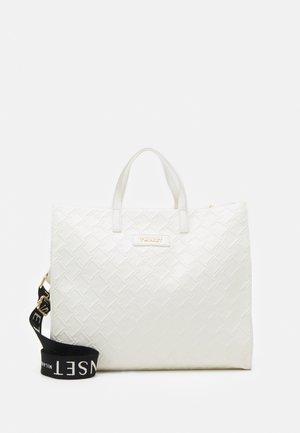 Tote bag - bianco ottico