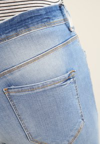 ICHI - ERIN - Jeans Skinny Fit - bleached light blue - 6