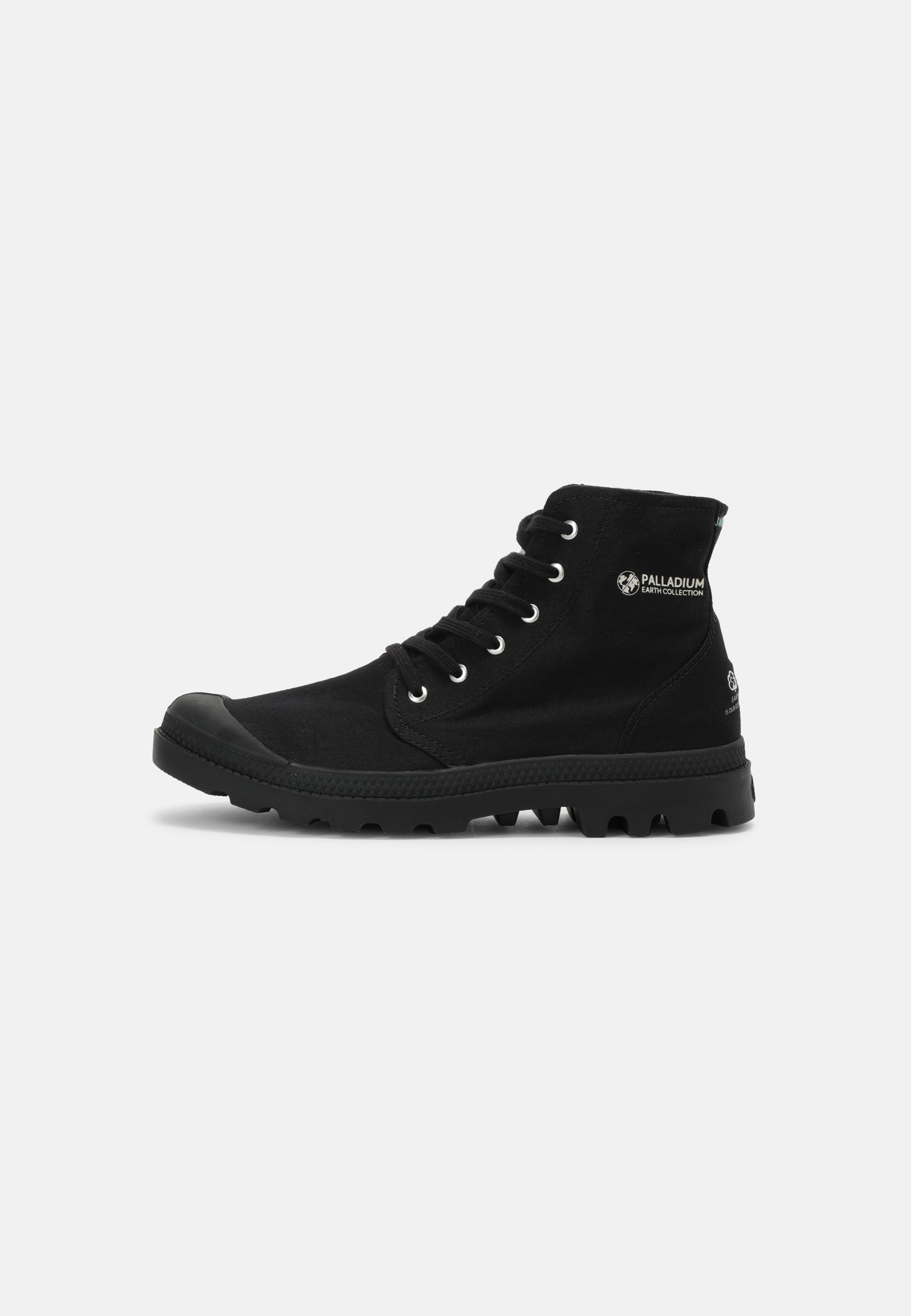 Men PAMPA HI ORGANIC II UNISEX - Lace-up ankle boots