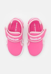 Reebok - WAVE GLIDER III UNISEX - Walking sandals - kicks pink/classic pink/white - 3