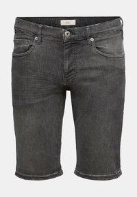 edc by Esprit - Short en jean - grey medium washed - 9