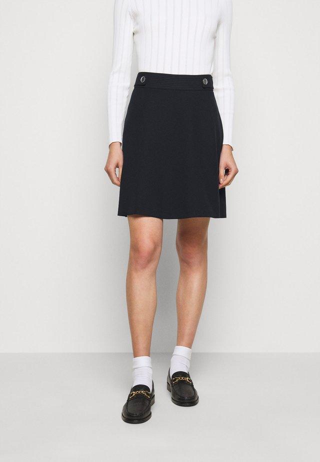 SKATE - Mini skirt - marine