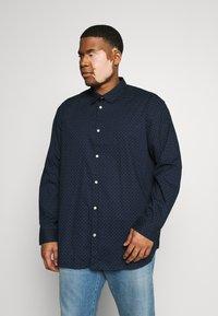 Jack & Jones - Overhemd - navy blazer - 0