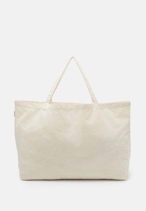 SHOPPER UNISEX - Shoppingveske - beige