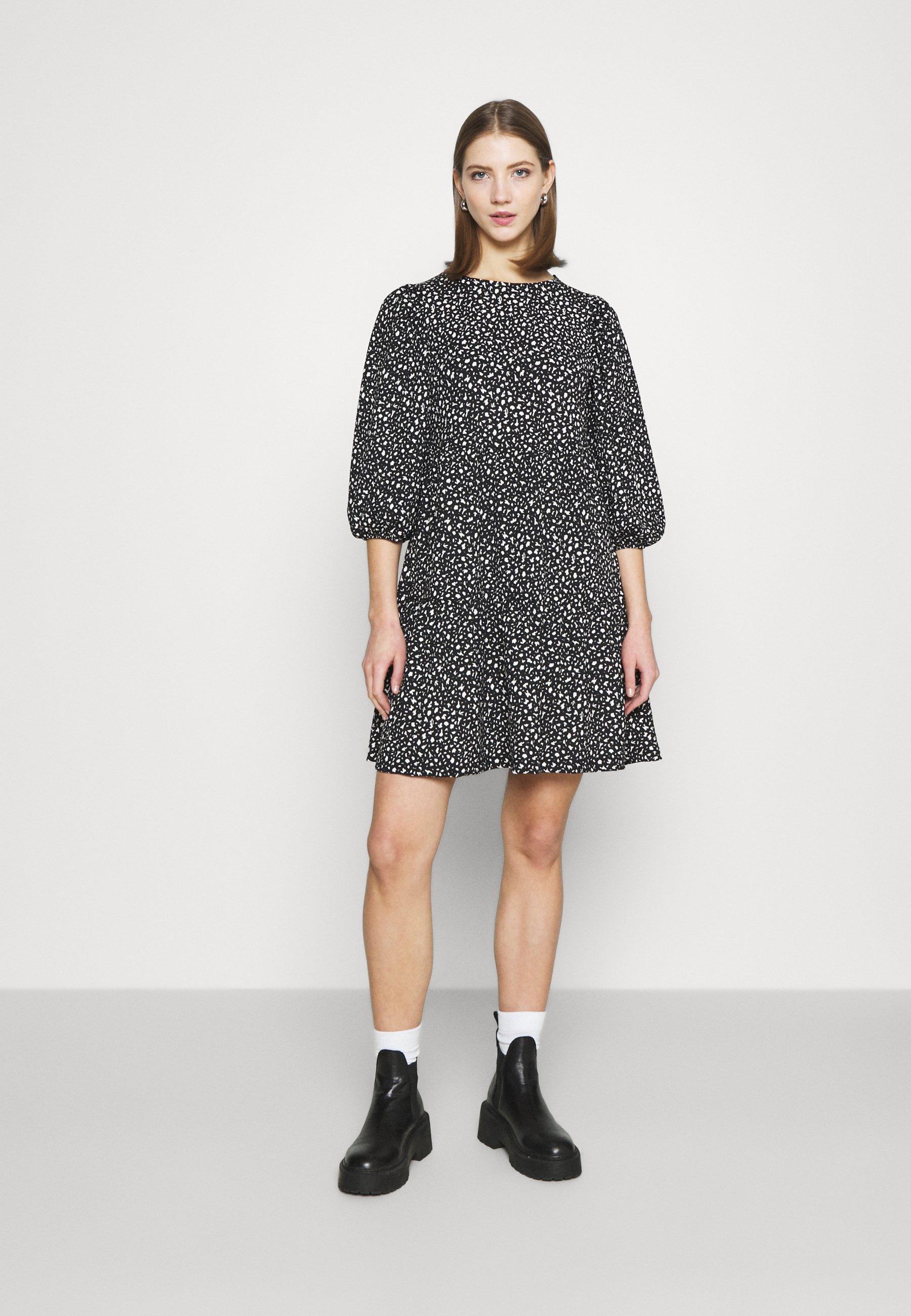 Damen ONLZILLE NAYA DRESS - Jerseykleid