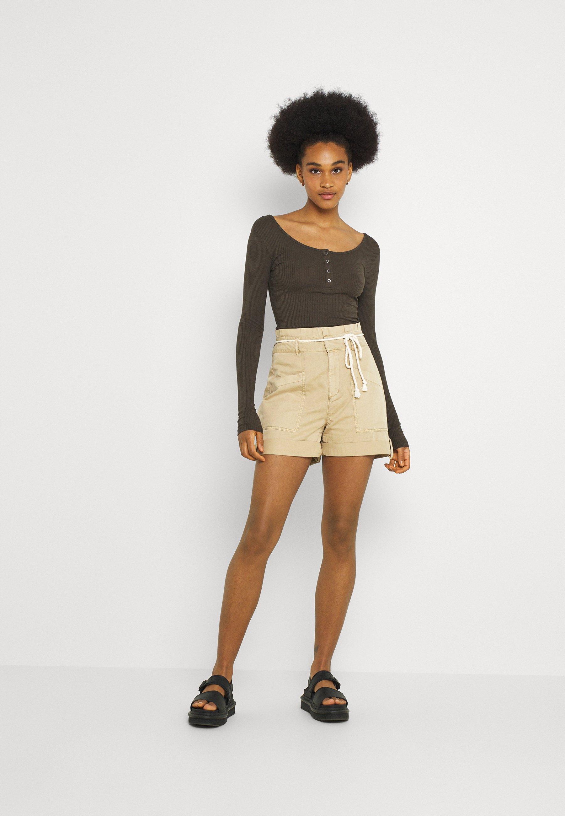 Women VMFLAME BELT  - Shorts