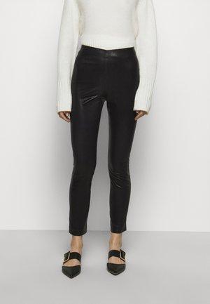 SIMONE PANT - Leggings - Trousers - black