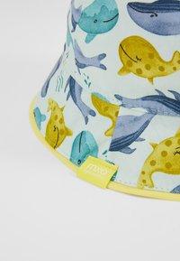 Maximo - MINI BOY FLAPPER - Sombrero - aqua/blau - 2
