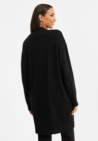 WE Fashion - ZONDER SLUITING - Cardigan - black - 2