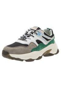 Crosby - Sneakers laag - black/green - 3