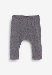 Next - 3 PACK STRETCH CHARACTER LEGGINGS - Leggings - Trousers - brown - 3