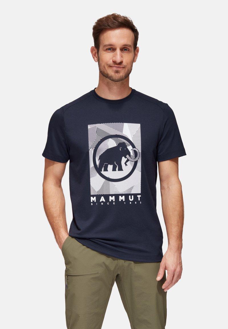 Mammut - TROVAT  - T-shirt print - marine