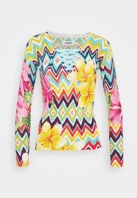 Desigual - SAVA - Long sleeved top - multicoloured - 0