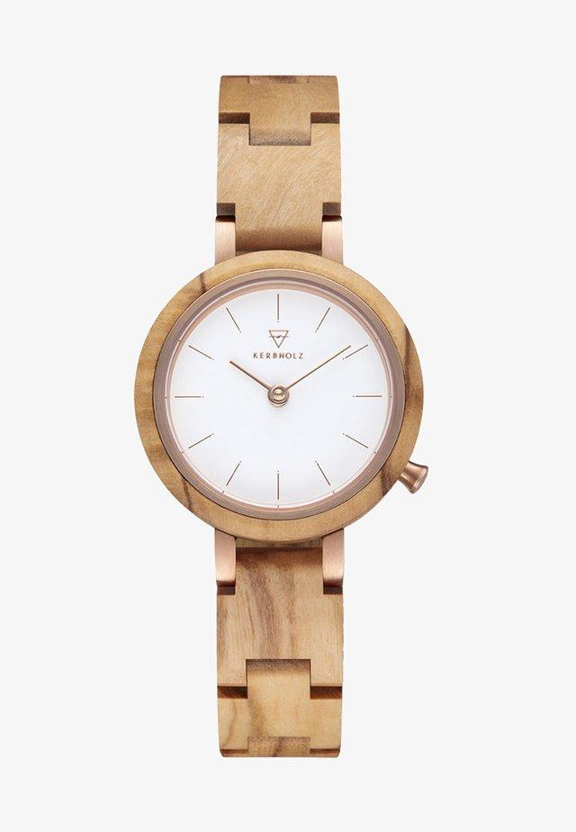 MATILDA - Watch - brown