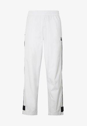 R.Y.V. MODERN SNEAKERHEAD TRACK PANTS - Træningsbukser - off-white
