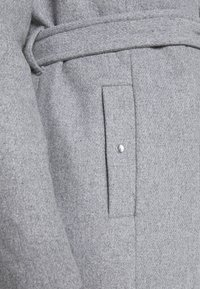 Vero Moda - VMCLASSLIVA JACKET - Cappotto corto - light grey - 4